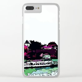 Praha CZ Clear iPhone Case