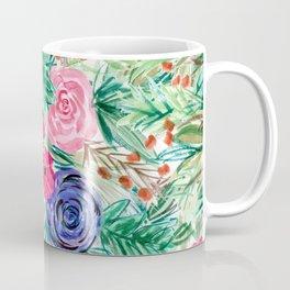 Watercolor Floral Bouquet No. 2 Coffee Mug