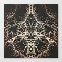 Sierpinski Bliss Canvas Print