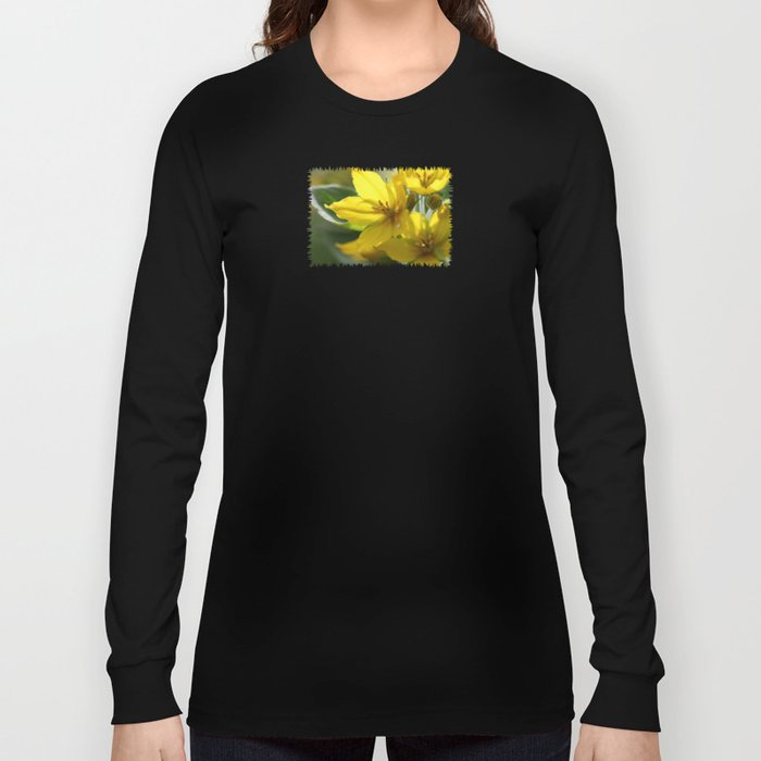 Lysimachia  - JUSTART © Long Sleeve T-shirt
