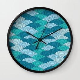 Wave 1 Wall Clock