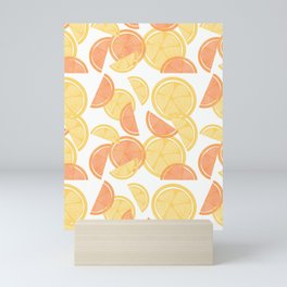 14 Citrus Showers Mini Art Print