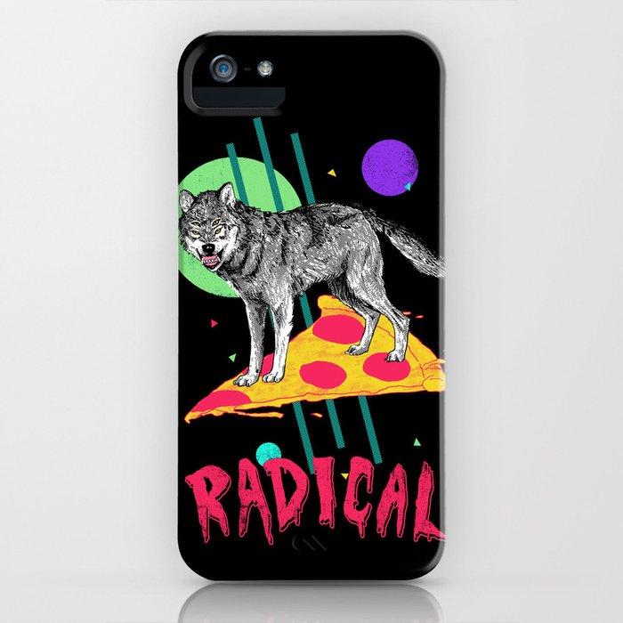So Radical iPhone Case