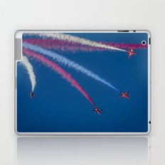 Red Arrows 1,2,3,  Laptop & iPad Skin