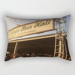 Beer Hall Rectangular Pillow