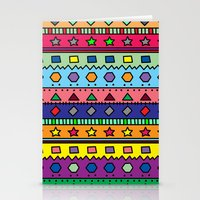 doodle Stationery Cards featuring Doodle by Kat Mun