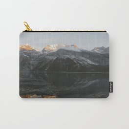 Mirror Mountains - Landscape Photography Carry-All Pouch