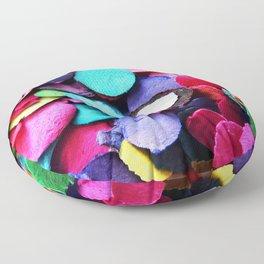 Confetti Sprinkle 2 Floor Pillow