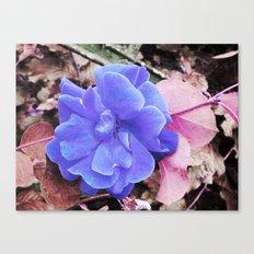FlowerPower Fantasy 7-A Canvas Print
