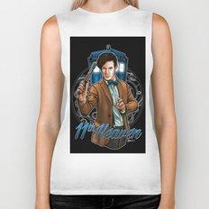 11th Heaven Doctor Who Biker Tank