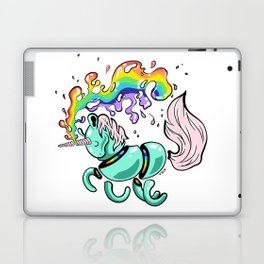 Gummy Unicorn Laptop & iPad Skin