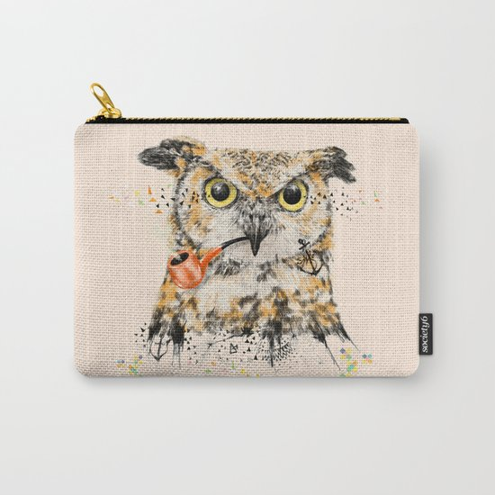 Mr.Owl II Carry-All Pouch