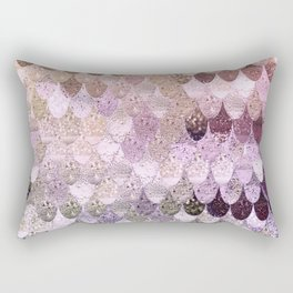 SUMMER MERMAID MOONSHINE GOLD Rectangular Pillow
