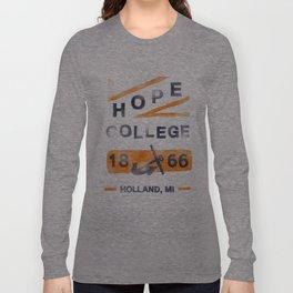Hope College Long Sleeve T-shirt