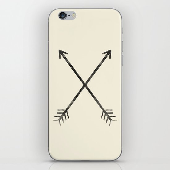 Arrows iPhone & iPod Skin