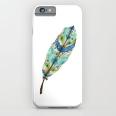 Seaside Feather Slim Case iPhone 6