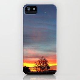 Lurid Dawn: 10.08.15 iPhone Case