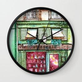 Bakery Wall Clock