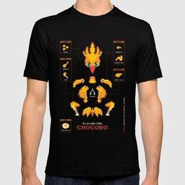 The Incredible, Edible Chocobo T-shirt