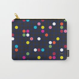 Dotty Night Carry-All Pouch