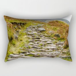 The Pony Trail Rectangular Pillow