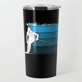 Biathlon Biathlon Shooting Range Biathlon Air Travel Mug