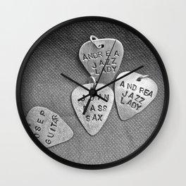 I Pick you Wall Clock