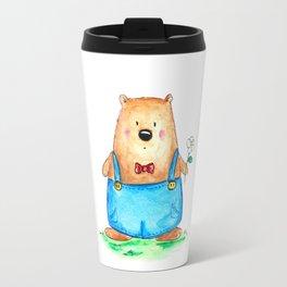 Ben the Bear Travel Mug