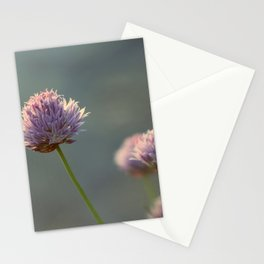 Sunny Chives Stationery Cards