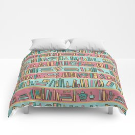 library 2 Comforters