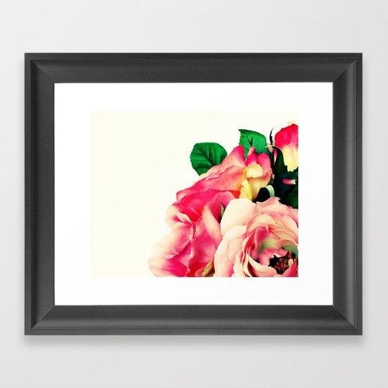 Bright Framed Art Print