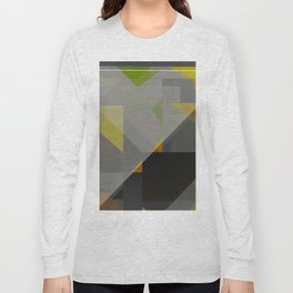 Abstract Composition 415 Long Sleeve T-shirt