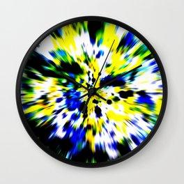 Splash 019 Wall Clock