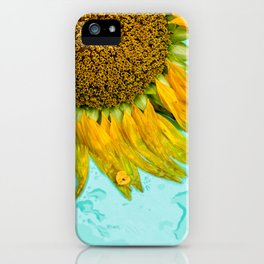 Flower Photography by Earl Richardson iPhone Case