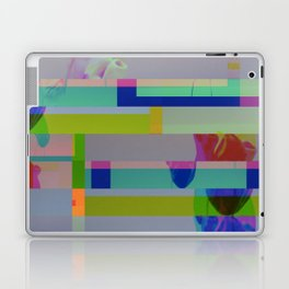 Glitching Heart Laptop & iPad Skin