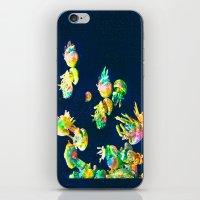 rasta iPhone & iPod Skins featuring Rasta Jellies by Heidi Fairwood