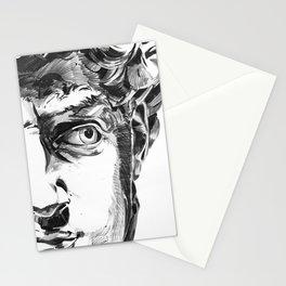 Michelangelo's David Stationery Cards