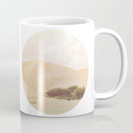 Desert Oasis Circle Coffee Mug