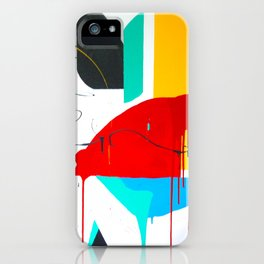 Sunny Boy iPhone Case