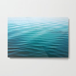 ripples Metal Print