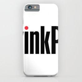 TwinkPad iPhone Case
