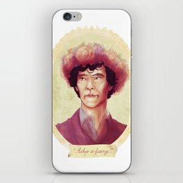 See me in a Crown iPhone Skin