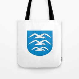 flag of Haugesund Tote Bag