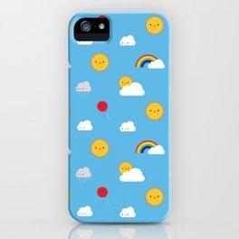Kawaii Skies iPhone Case