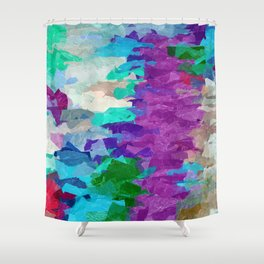 Spirit and Realm Shower Curtain