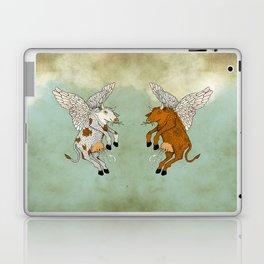 Las vacas voladoras - El día que Laptop & iPad Skin