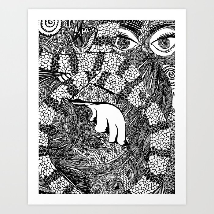 Sleeping Beauty | Limited Edition of 50 Prints Art Print