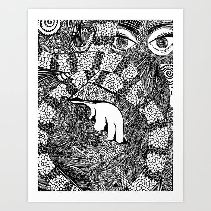 Sleeping Beauty | Limited Edition of 50 Prints Art Print