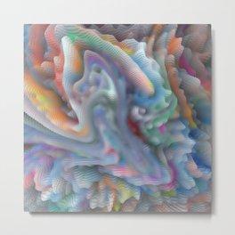 Abstract 501 Metal Print