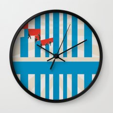 Workers Wall Clock
